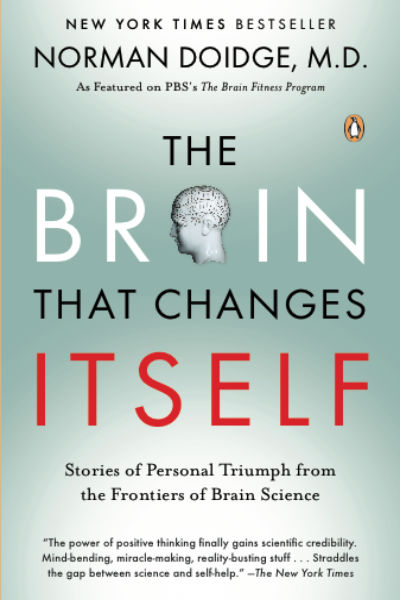 ... Dr. Doidge has written an immensely moving, inspiring book that will permanently alter the way we look at our brains, human nature, and human potential.